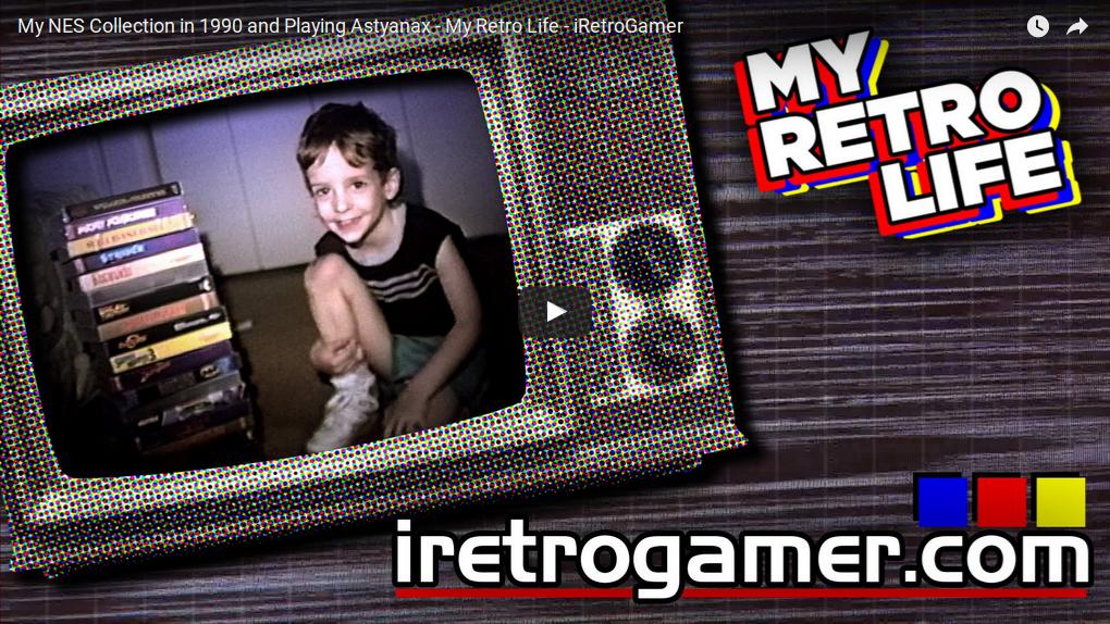 My Retro Life - Astyanax