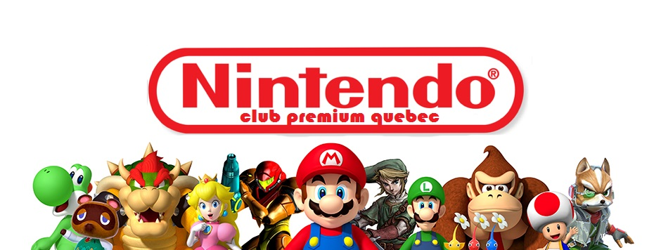 Nintendo Club Premium Québec